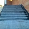 Lámina EPDM - escaleras