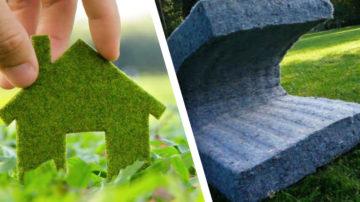 Aislamiento algodón reciclado