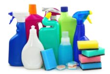 3 Clases de contaminantes que usamos en el hogar y que son muy tóxicos. Fuente: http://www.interempresas.net/