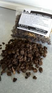 corcho negro granulado